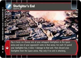 #45 Starfighter's End