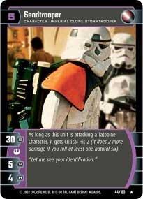 #44 Sandtrooper