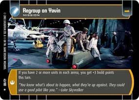 #43 Regroup on Yavin