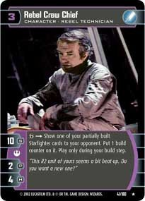 #41 Rebel Crew Chief