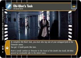 #34 Obi-Wan's Task