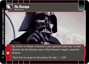 #31 No Escape