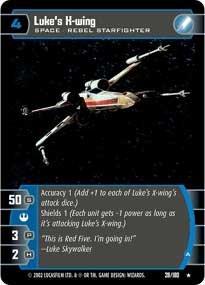 #28 Luke's X-Wing (A)