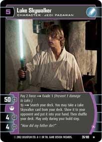 #26 Luke Skywalker (A)