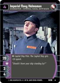 #19 Imperial Navy Helmsman