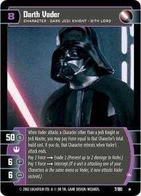#7 Darth Vader (A)