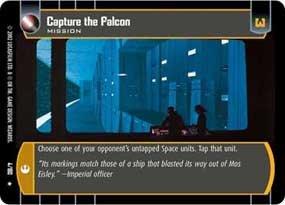 #4 Capture the Falcon