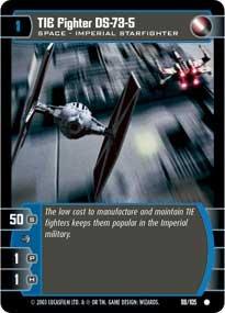#98 TIE Fighter DS-73-5
