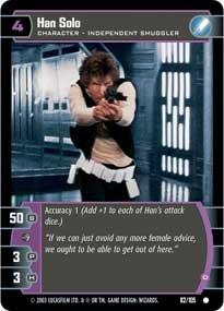 #82 Han Solo (D)