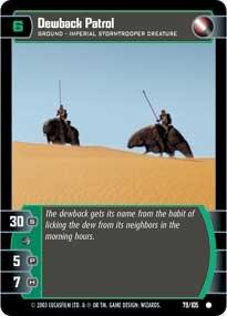 #79 Dewback Patrol