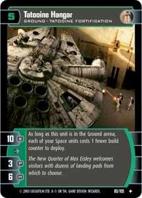 #65 Tatooine Hangar