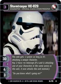 #64 Stormtrooper KE-829