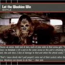 #54 Let the Wookie Win