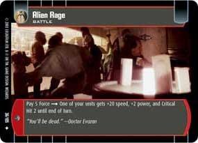 #36 Alien Rage