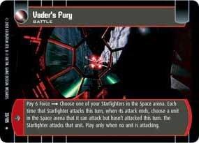 #33 Vader's Fury