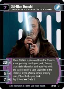 #25 Obi-Wan Kenobi (H)
