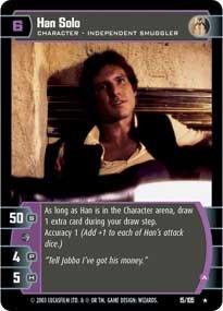 #15 Han Solo (A)