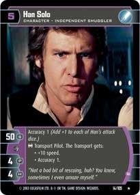 #14 Han Solo (B)