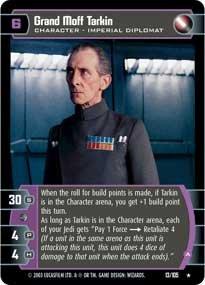 #13 Grand Moff Tarkin (A)