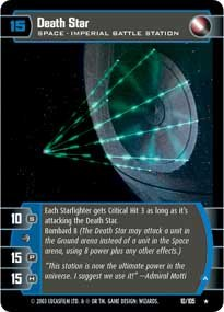 #10 Death Star (A)