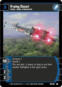 #105 X-Wing Escort