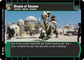 #100 Streets of Tatooine