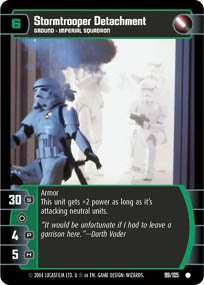 #99 Stormtrooper Detachment