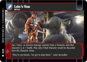 #88 Luke's Vow
