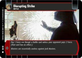 #80 Disrupting Strike