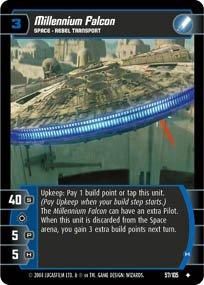 #57 Millennium Falcon (H)