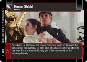 #51 Human Shield
