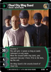 #43 Cloud City Wing Guard (RaS)