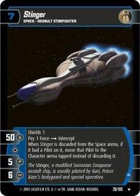 #29 Stinger (A) (RaS)