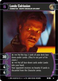 #18 Lando Calrissian (F) (RaS)