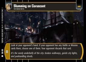 #168 Slumming on Coruscant AOTC