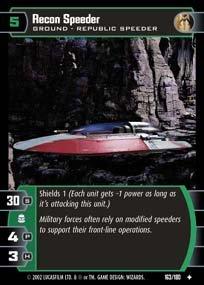 #163 Recon Speeder AOTC
