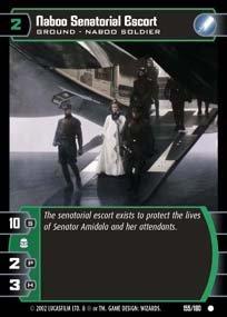 #155 Naboo Senatorial Escort AOTC
