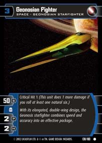 #138 Geonosian Fighter AOTC