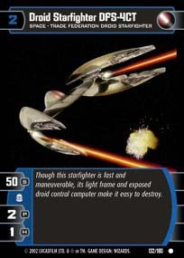 #132 Droid Starfighter DFS-4CT AOTC