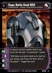 #110 Super Battle Droid 8EX AOTC