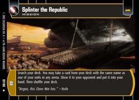 #107 Splinter the Republic AOTC