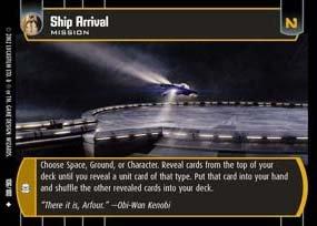 #106 Ship Arrival AOTC