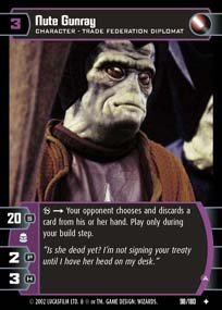 #098 Nute Gunray (A) AOTC