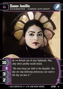 #040 Queen Jamillia (A) AOTC