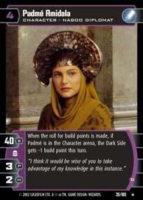 #035 Padme Amidala (B) AOTC