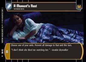 #029 A Moment's Rest AOTC