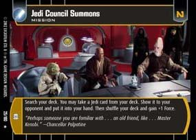 #025 Jedi Council Summons AOTC