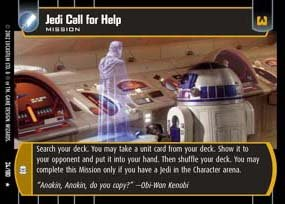 #024 Jedi Call for Help AOTC
