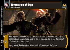 #015 Destruction of Hope AOTC