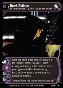 #013 Darth Sidious (A) AOTC